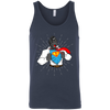 T-Shirts Navy / X-Small SuperRilla Tank Top