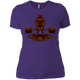 T-Shirts Purple Rush/ / X-Small Devil's Deadlift Women's XC Tee