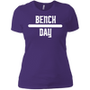 T-Shirts Purple / X-Small Bench Day Women's XC Tee