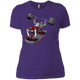 T-Shirts Purple / X-Small Dead Man's Bench Women's XC Tee