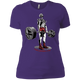 T-Shirts Purple / X-Small Dead Man's Lift Women's XC Tee
