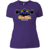 T-Shirts Purple / X-Small Gorilla Barbell Women's XC Tee