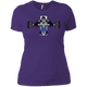 T-Shirts Purple / X-Small Gorilla Bench Women's XC Tee