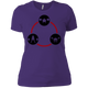 T-Shirts Purple / X-Small Holy Trinity Women's XC Tee