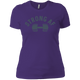 T-Shirts Purple / X-Small Strong AF Women's XC Tee