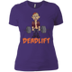 T-Shirts Purple / X-Small Undeadlift Women's XC Tee
