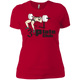 T-Shirts Red / X-Small 3-Plate Club Women's XC Tee