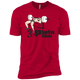 T-Shirts Red / X-Small 3-Plate Club XC Tee