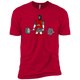 T-Shirts Red / X-Small Beast Mode XC Tee