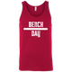 T-Shirts Red / X-Small Bench Day Tank Top
