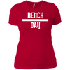 T-Shirts Red / X-Small Bench Day Women's XC Tee