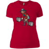 T-Shirts Red / X-Small Captain HookGrip Women's XC Tee