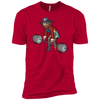 T-Shirts Red / X-Small Captain HookGrip XC Tee
