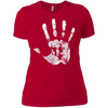 T-Shirts Red / X-Small Chalk Up! Women's XC Tee
