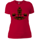 T-Shirts Red / X-Small Devil's Deadlift Women's XC Tee