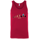 T-Shirts Red / X-Small Evolution (Colored) Tank Top