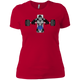 T-Shirts Red / X-Small Gorilla Bench Women's XC Tee