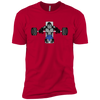 T-Shirts Red / X-Small Gorilla Bench XC Tee