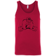 T-Shirts Red / X-Small Gorilla Strength Tank Top