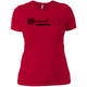 T-Shirts Red / X-Small Loading Barbell Women's Extra Comfort Tee