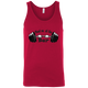 T-Shirts Red / X-Small Meet Me At The Bar Tank Top