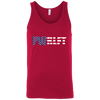 T-Shirts Red / X-Small PWRLFT Tank Top