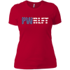 T-Shirts Red / X-Small PWRLFT Women's XC Tee