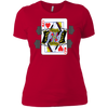 Queen Of Squats Women's Extra Comfort Tee