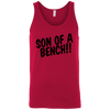 T-Shirts Red / X-Small Son Of A Bench!! Tank Top