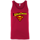 T-Shirts Red / X-Small Squatman Tank Top