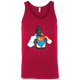 T-Shirts Red / X-Small SuperRilla Tank Top