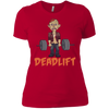 T-Shirts Red / X-Small Undeadlift Women's XC Tee