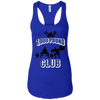 T-Shirts Royal Blue / X-Small 1,000 Pound Club Racerback Tank