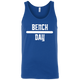 T-Shirts Royal Blue / X-Small Bench Day Tank Top