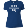 T-Shirts Royal Blue / X-Small Bench Day Women's XC Tee