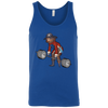 T-Shirts Royal Blue / X-Small Captain HookGrip Tank Top