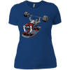 T-Shirts Royal Blue / X-Small Dead Man's Bench Women's XC Tee