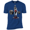 T-Shirts Royal Blue / X-Small Dead Man's Lift XC Tee