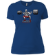 T-Shirts Royal Blue / X-Small Dead Man's Squat Women's XC Tee