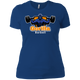 T-Shirts Royal Blue / X-Small Gorilla Barbell Women's XC Tee