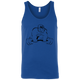 T-Shirts Royal Blue / X-Small Gorilla Strength Tank Top