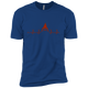 T-Shirts Royal Blue / X-Small Heartbeat XC Tee
