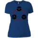 T-Shirts Royal Blue / X-Small Holy Trinity Women's XC Tee