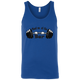 T-Shirts Royal Blue / X-Small Meet Me At The Bar Tank Top