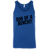 T-Shirts Royal Blue / X-Small Son Of A Bench!! Tank Top