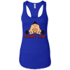T-Shirts Royal Blue / X-Small Sumo Life Racerback Tank