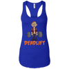 T-Shirts Royal Blue / X-Small Undeadlift Racerback Tank