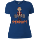 T-Shirts Royal Blue / X-Small Undeadlift Women's XC Tee