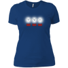 T-Shirts Royal Blue / X-Small White Lights Women's XC Tee