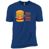 T-Shirts Royal Blue / X-Small Anatomy Of A Burger XC Tee